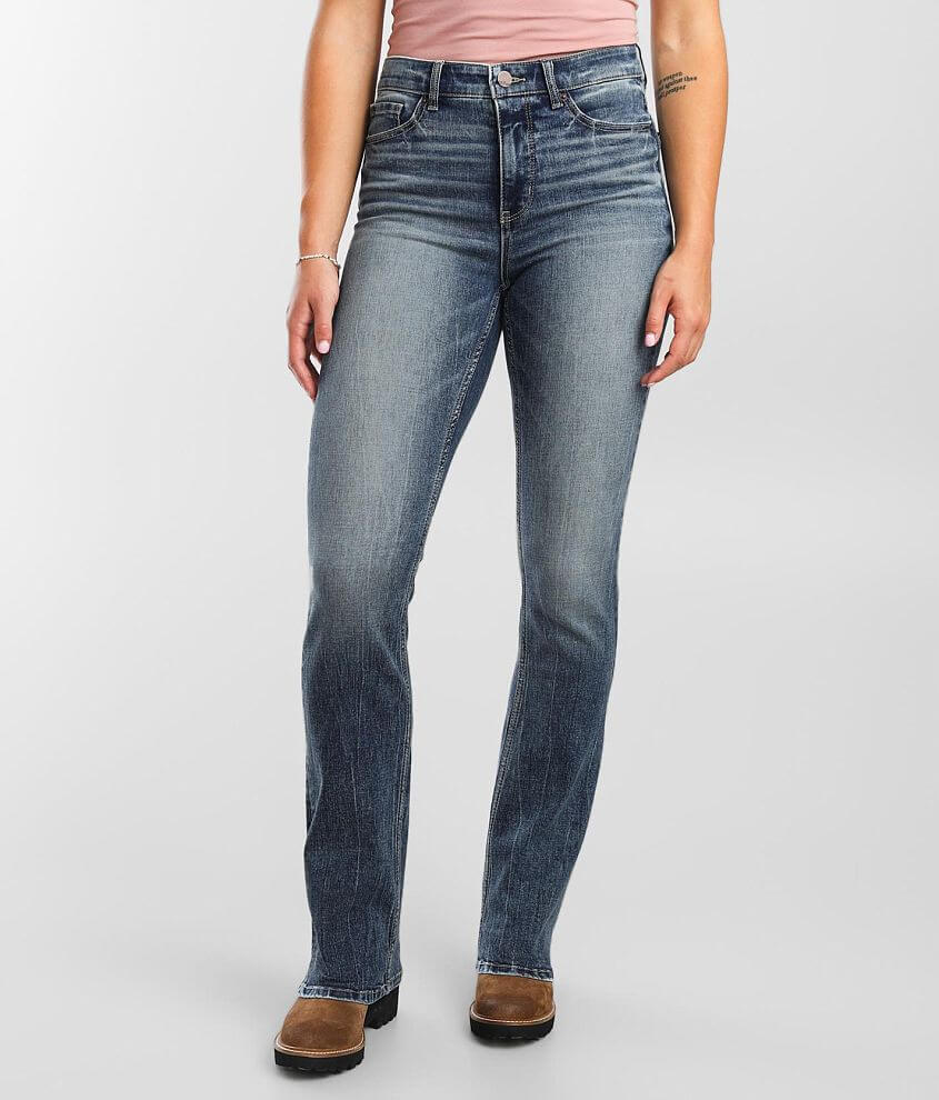 BKE Parker Tailored Boot Stretch Jean front view
