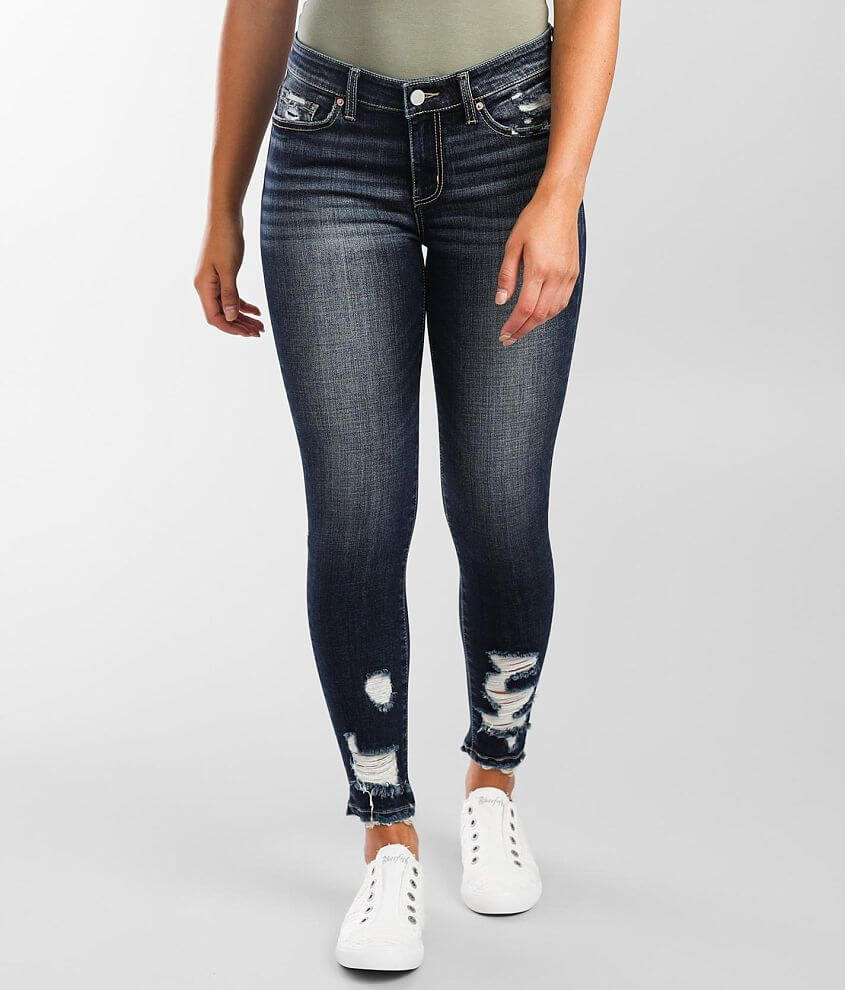 BKE Payton Ankle Skinny Stretch Jean front view