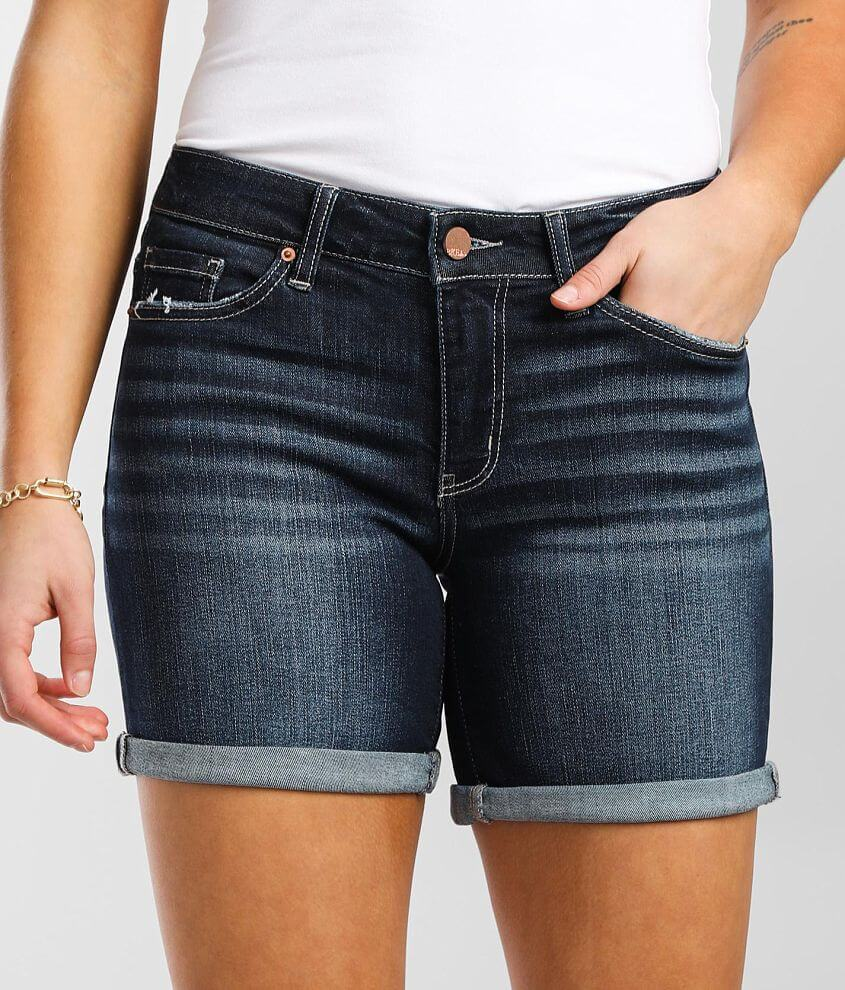 BKE Payton Stretch Cuffed Short front view