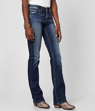 BKE Stella Mid-Rise Tailored Boot Stretch Jean