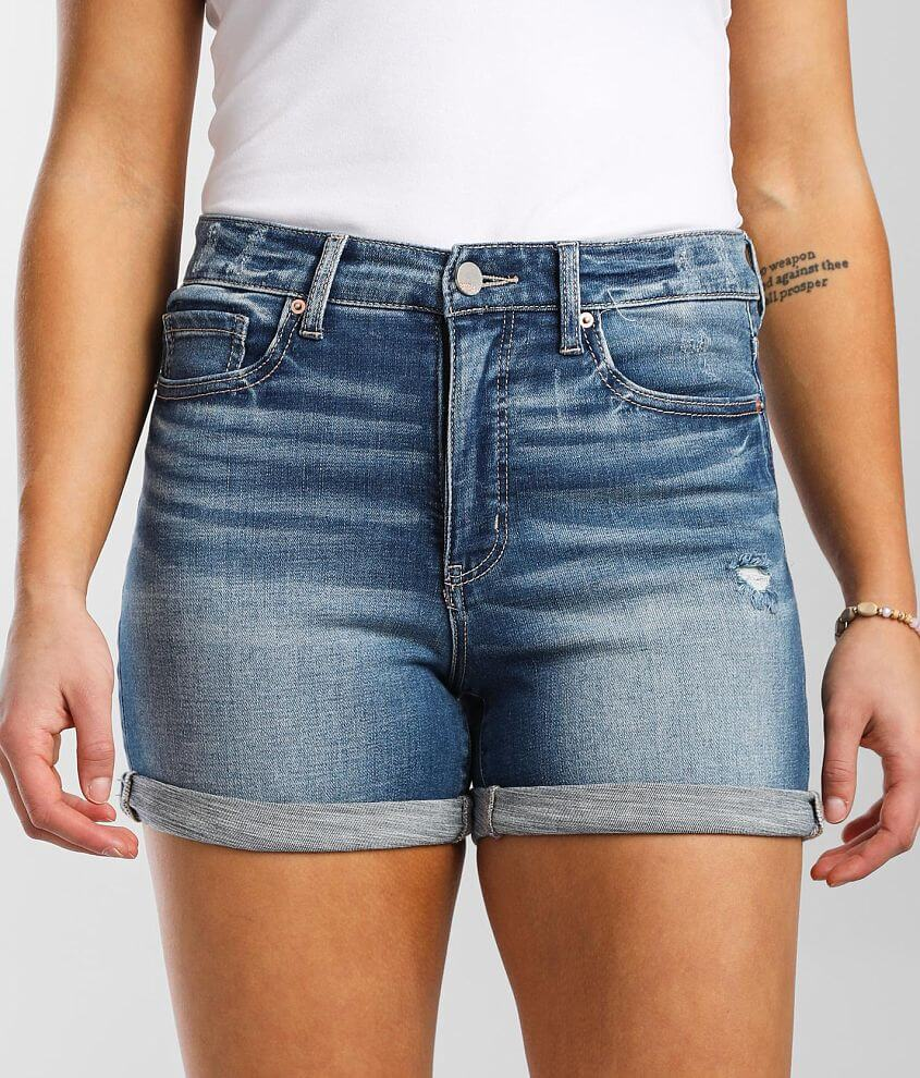 BKE Parker Stretch Cuffed Short front view