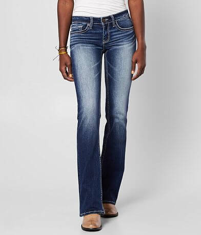 BKE Stella Low-Rise Bootcut Stretch Jean