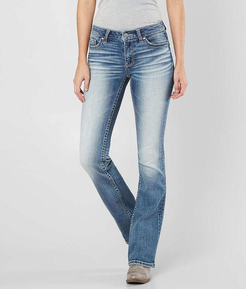768fcec7b8f6 BKE Stella Mid-Rise Boot Stretch Jean