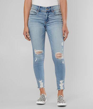 BKE Gabby Ankle Skinny Stretch Jean