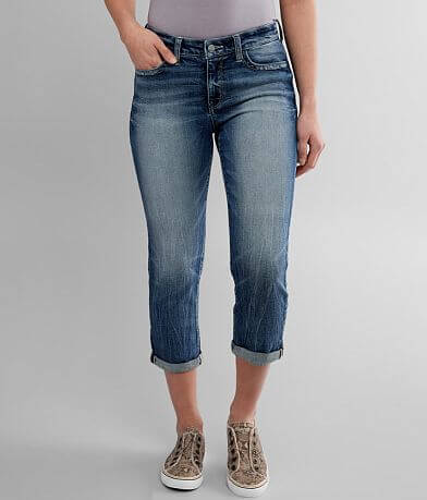 BKE Gabby Cropped Stretch Jean