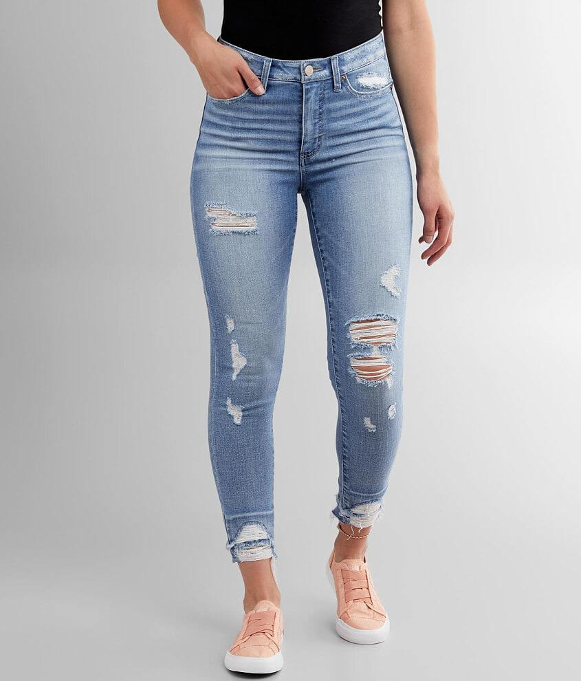 BKE Parker Ankle Skinny Stretch Jean front view