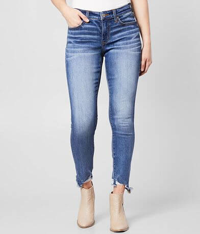BKE Gabby High Rise Ankle Skinny Stretch Jean