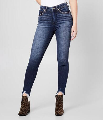 BKE Stella High Rise Ankle Skinny Stretch Jean