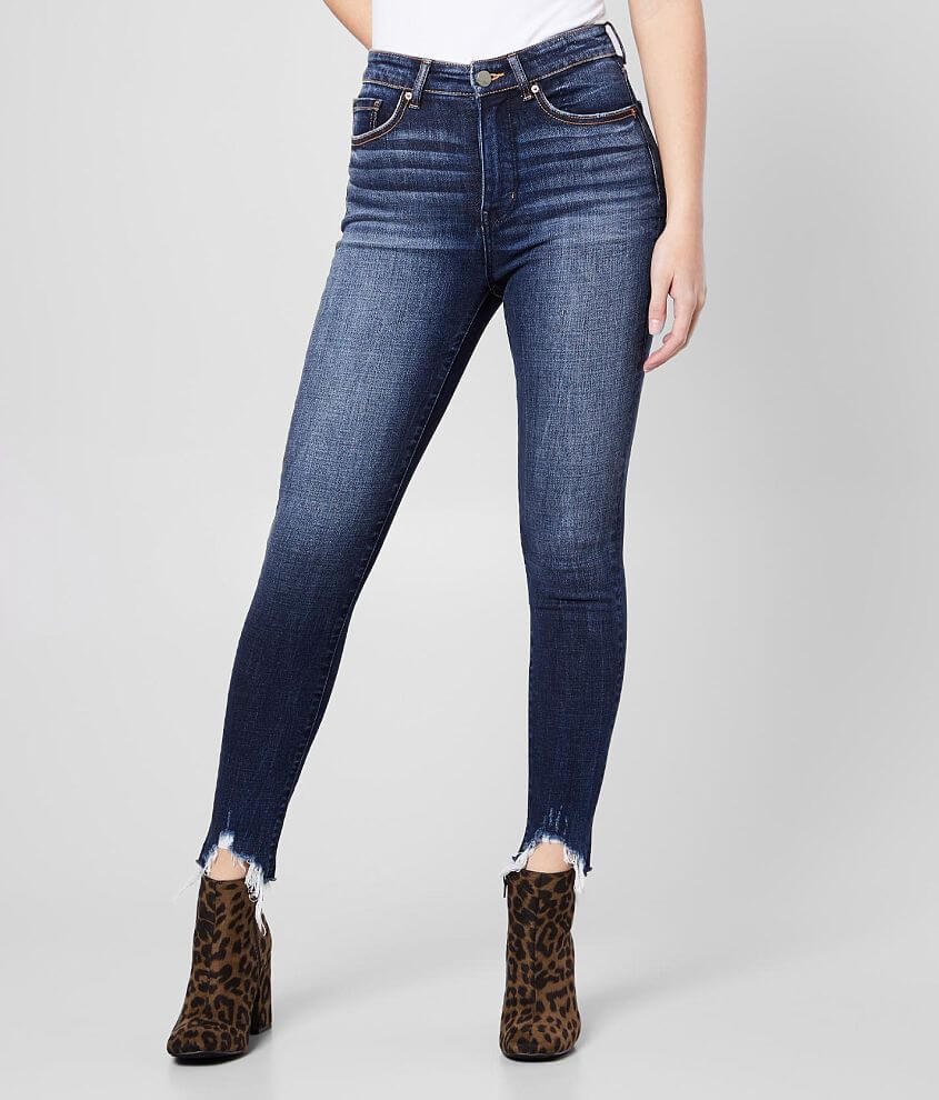 BKE Stella High Rise Ankle Skinny Stretch Jean front view