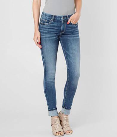 BKE StellaMid-Rise Skinny Stretch Jean