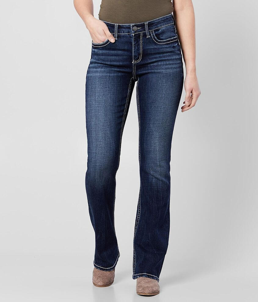 BKE Gabby Boot Stretch Jean front view