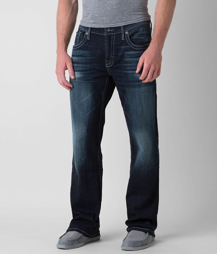 BKE Derek Boot Stretch Jean front view