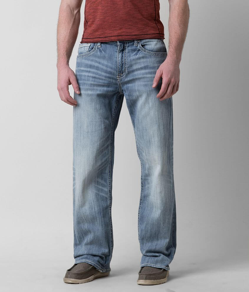 BKE Seth Straight Stretch Jean front view