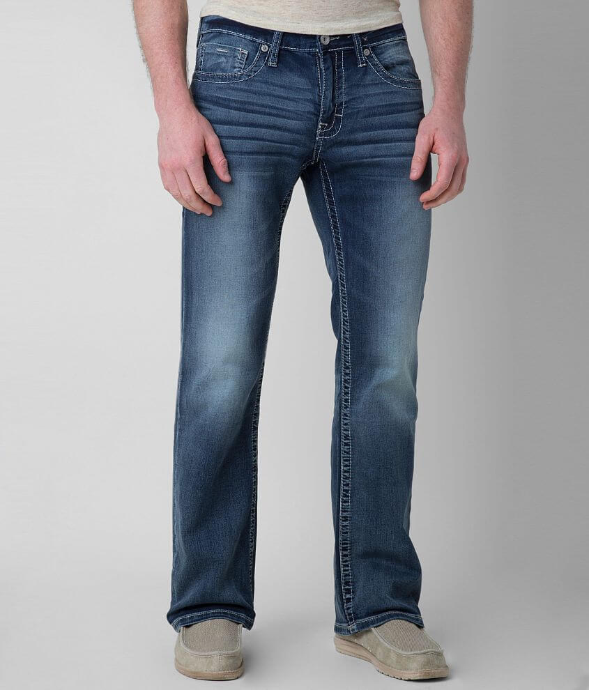 BKE Carter Knit Jean front view