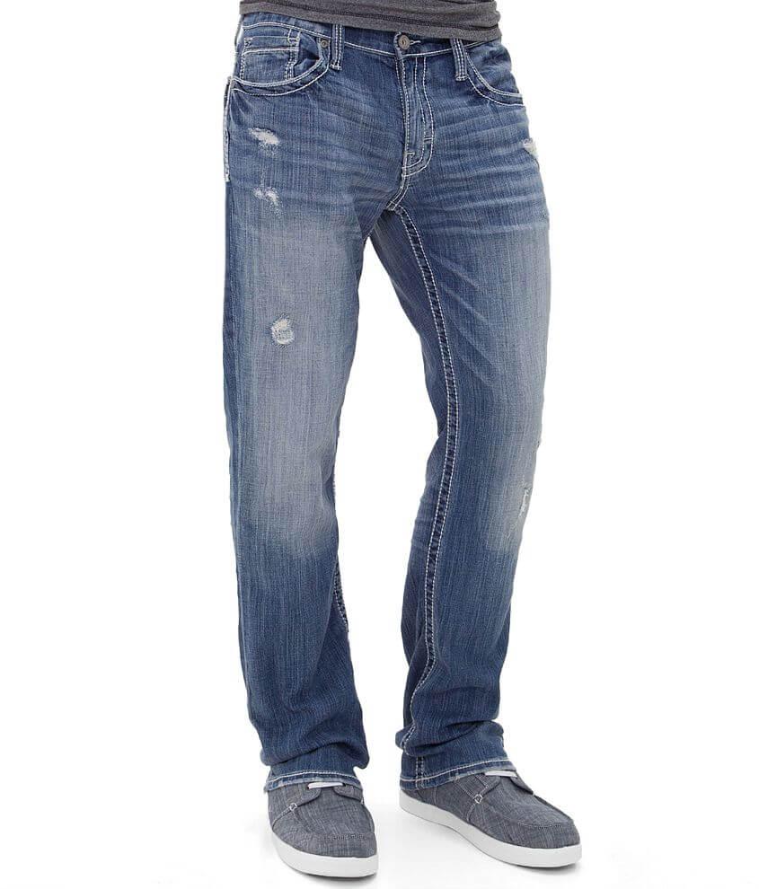 BKE Derek Straight Jean front view