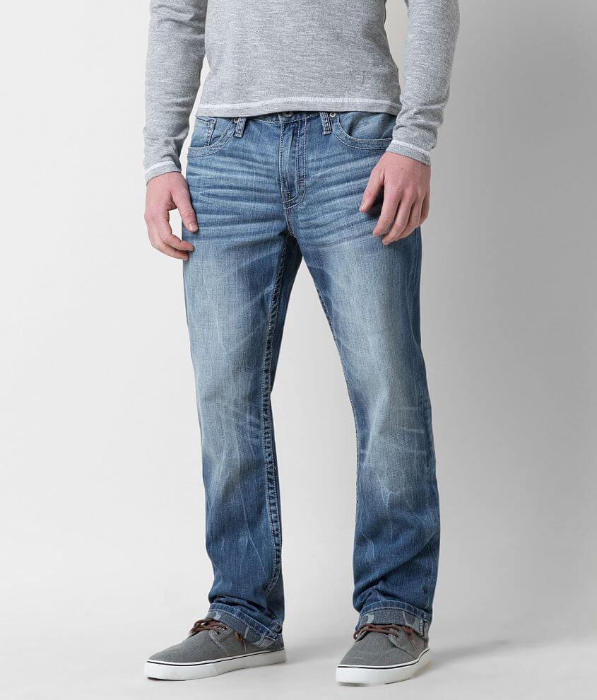 BKE Derek Straight Stretch Jean front view