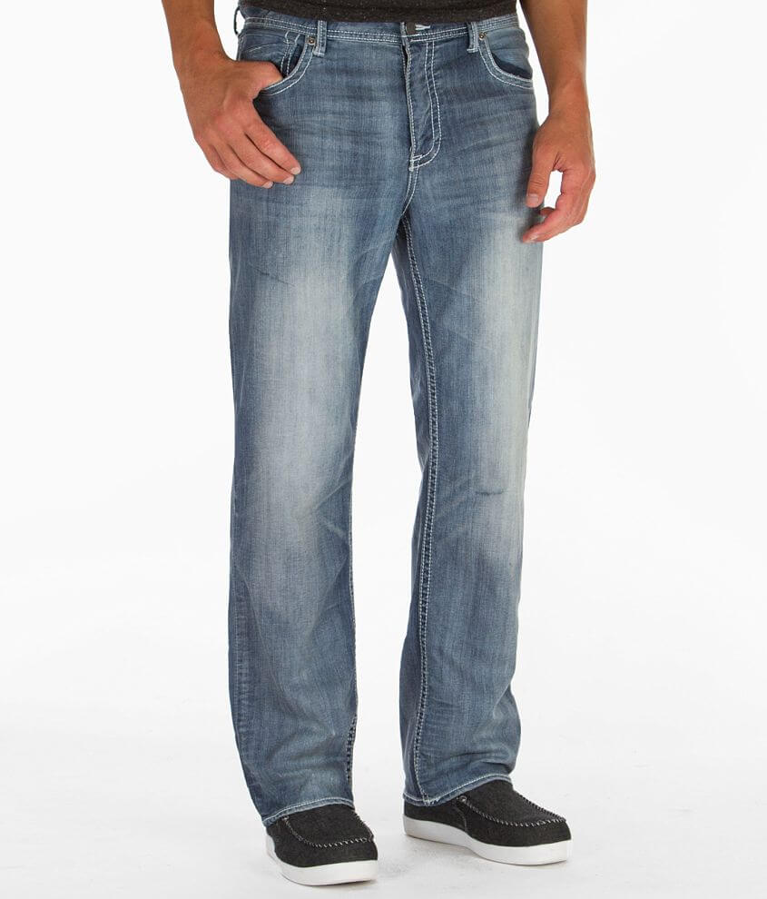 BKE Tyler Straight Jean front view