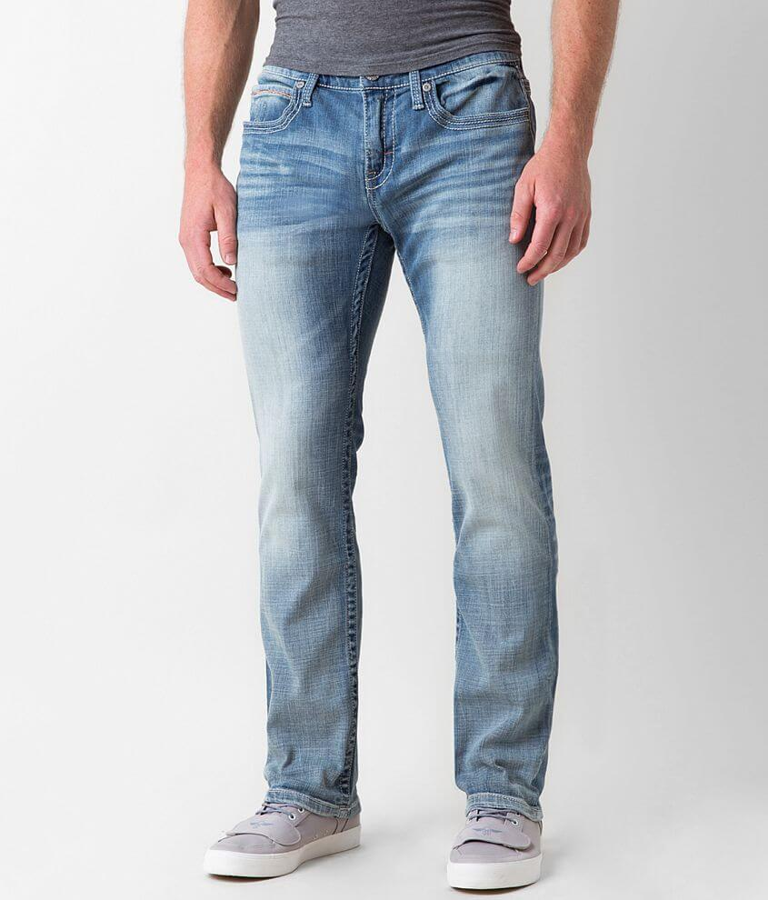 BKE Aiden Straight Stretch Jean front view