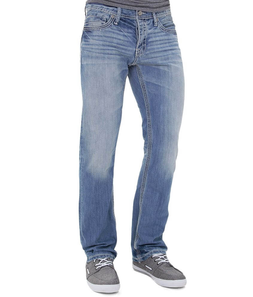 BKE Carter Straight Jean front view