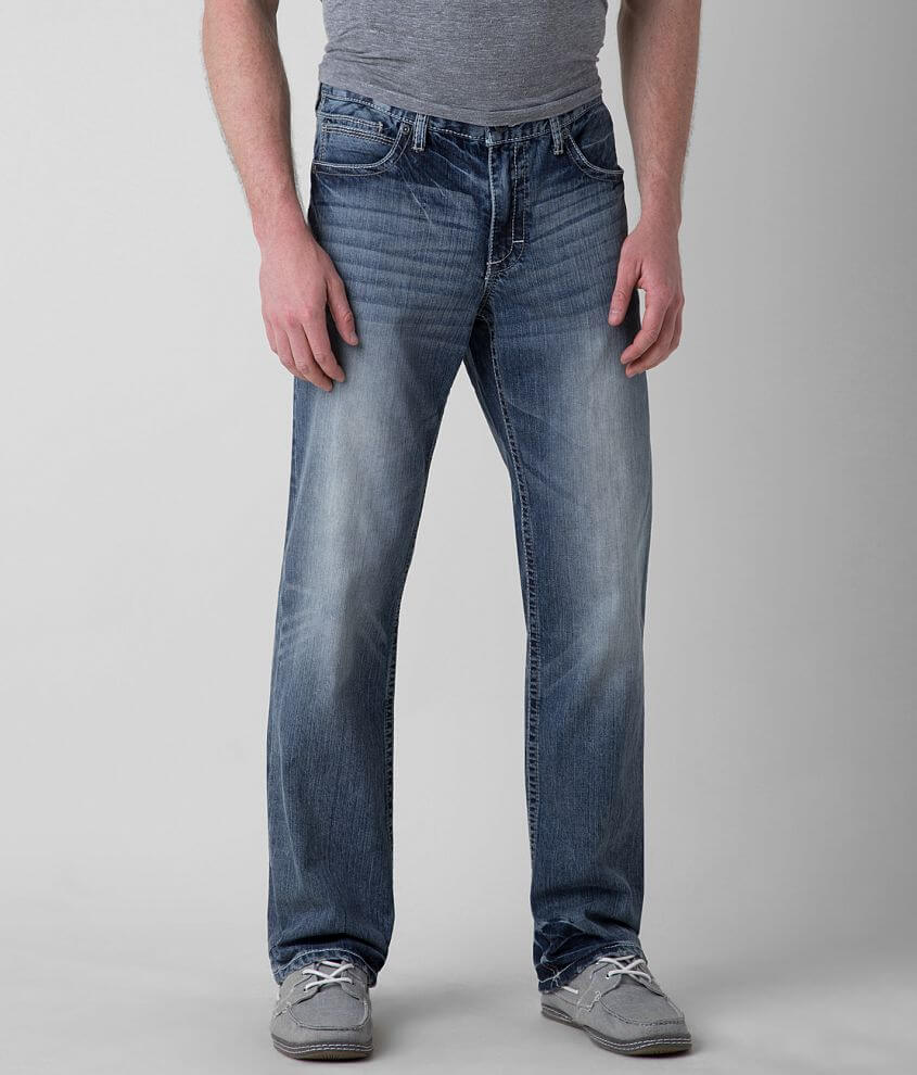 BKE Ryan Straight Jean front view