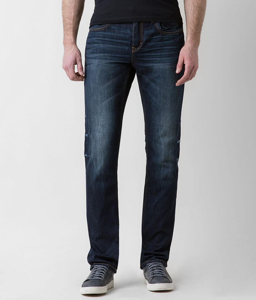 BKE Asher Straight Stretch Jean front view