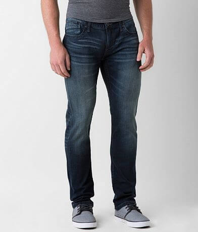 BKE Aaron Narrow Boot Stretch Jean
