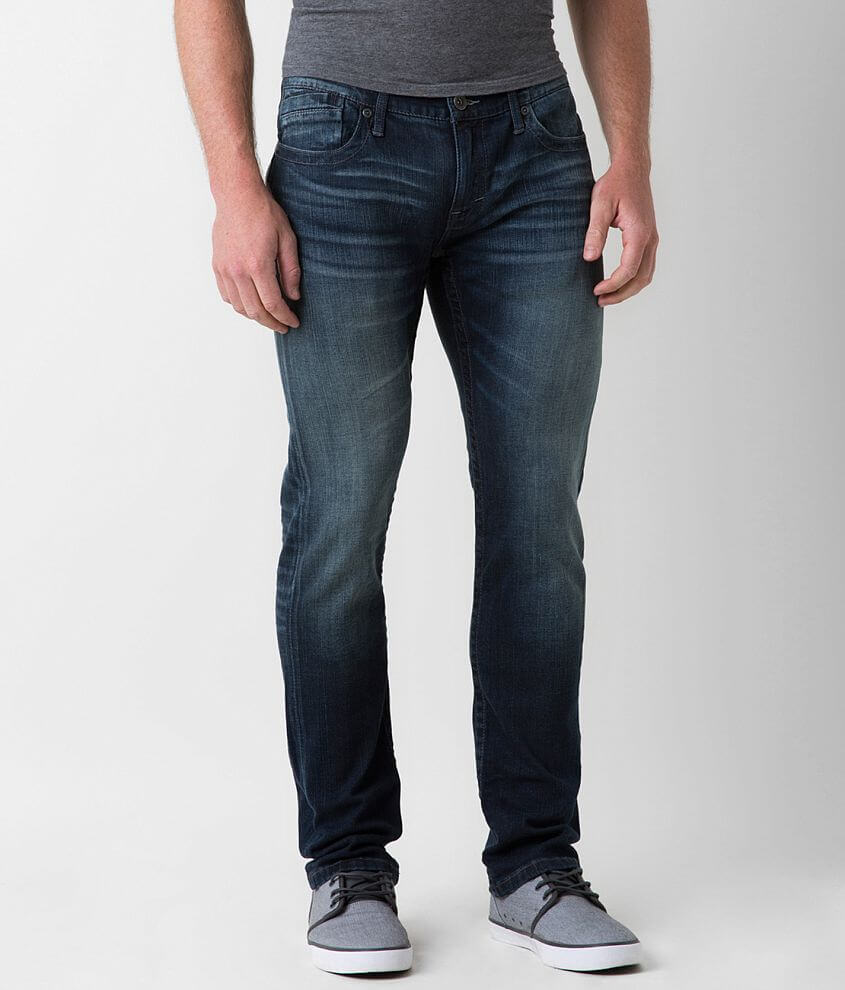 BKE Aaron Narrow Boot Stretch Jean front view