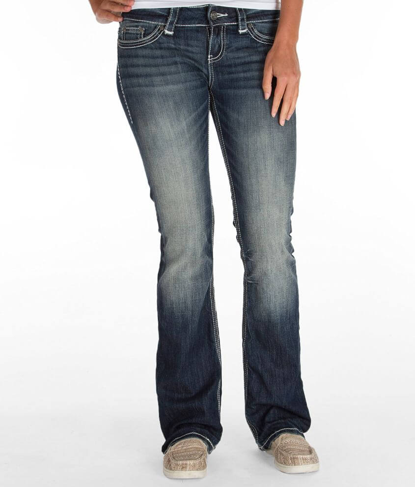 BKE Culture Boot Stretch Jean front view