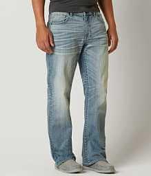 Silver Jeans for Men: Silver Denim Jeans   Buckle
