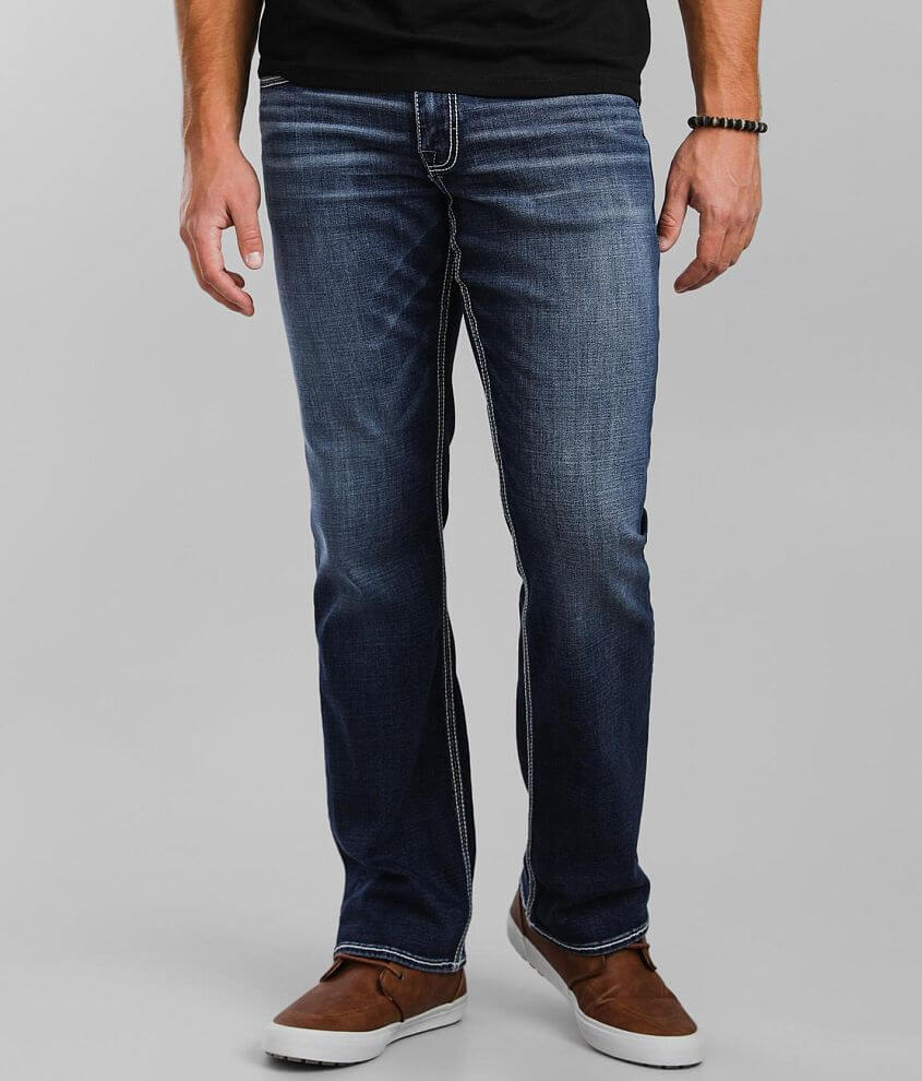BKE Jake Boot Stretch Jean front view