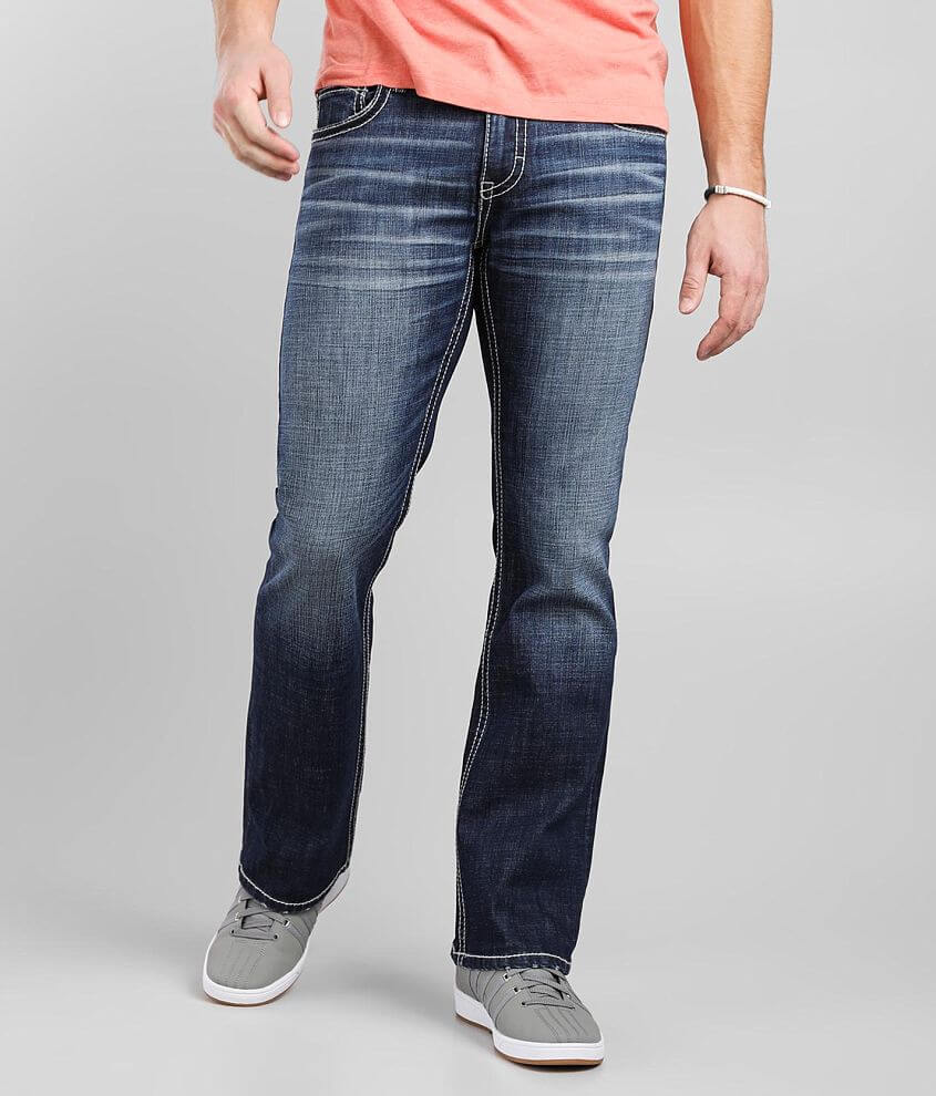 BKE Fulton Boot Stretch Jean front view