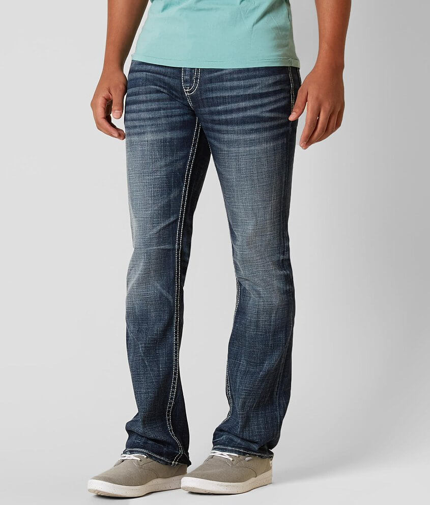 Bke aiden boot stretch jean mens jeans in sawe buckle nvjuhfo Images
