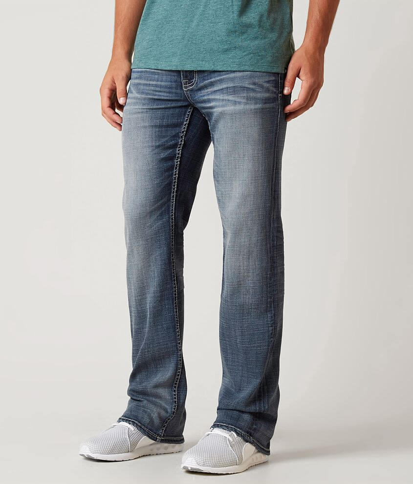 efa01e4412d BKE Jake Boot Stretch Jean - Men's Jeans in Vowers | Buckle
