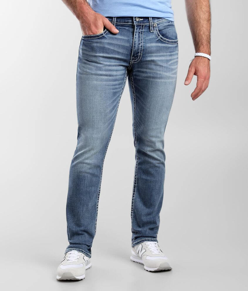 BKE Mason Taper Stretch Jean front view