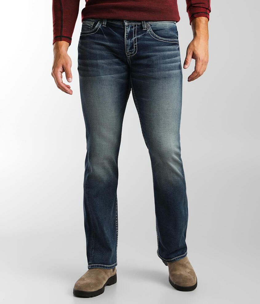 BKE Aiden Boot Stretch Jean front view