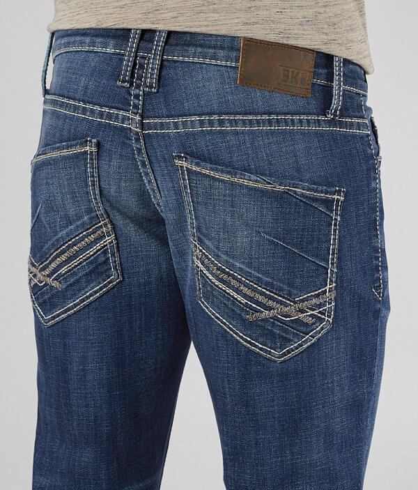 Carter BKE BKE Carter Straight Stretch Straight Jean Stretch 8PqIT4P