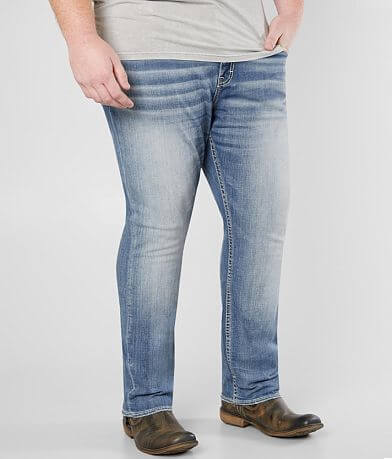 Big & Tall - BKE Jake Straight Stretch Jean