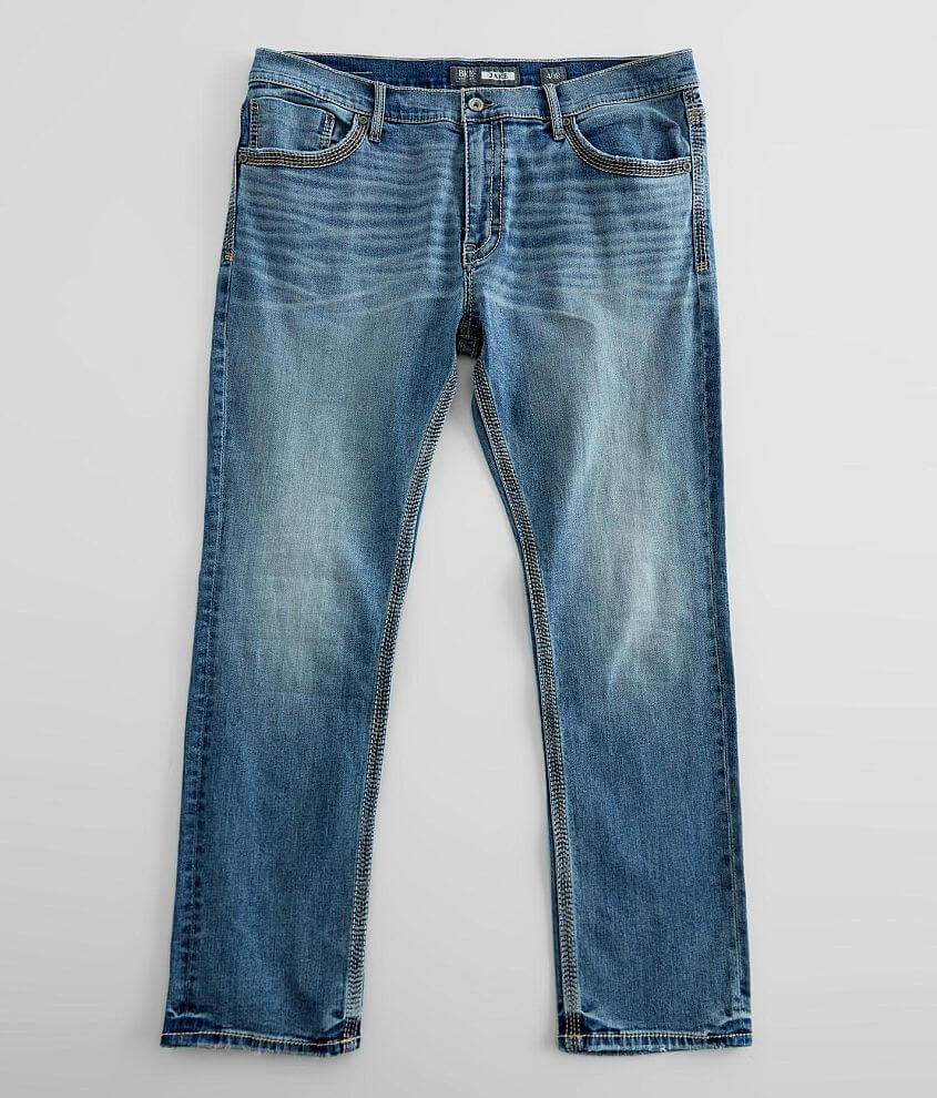 BKE Jake Straight Stretch Jean - Big & Tall front view