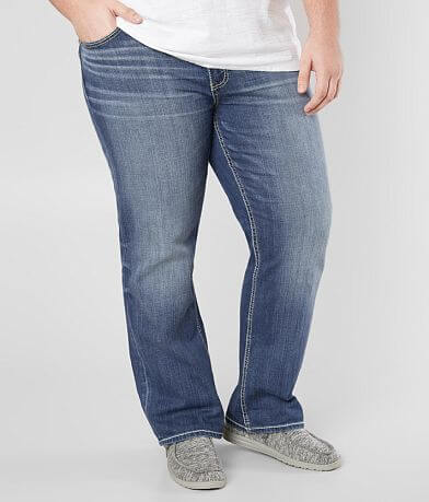 Big & Tall - BKE Seth Straight Stretch Jean