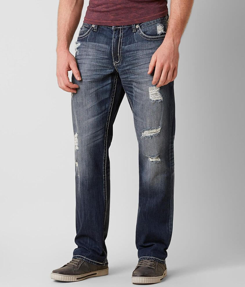 BKE Ryan Straight Stretch Jean front view