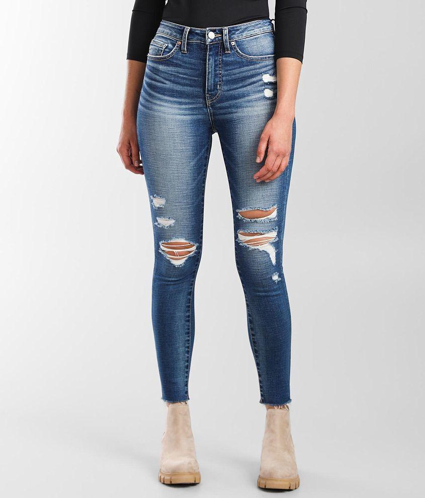 BKE Billie Ankle Skinny Stretch Jean front view
