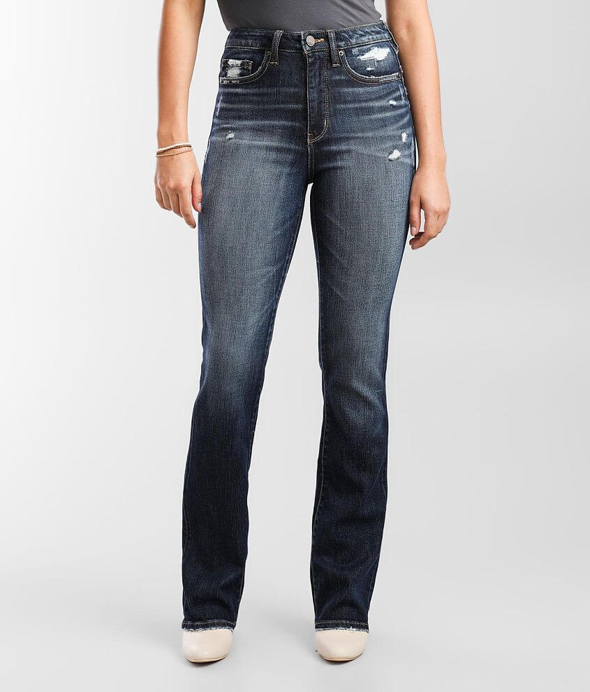 BKE Billie Tailored Boot Stretch Jean front view