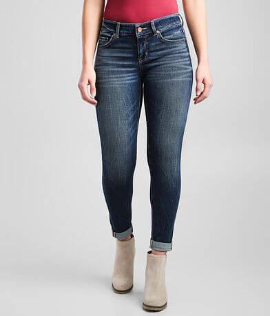 BKE Victoria Skinny Stretch Cuffed Jean