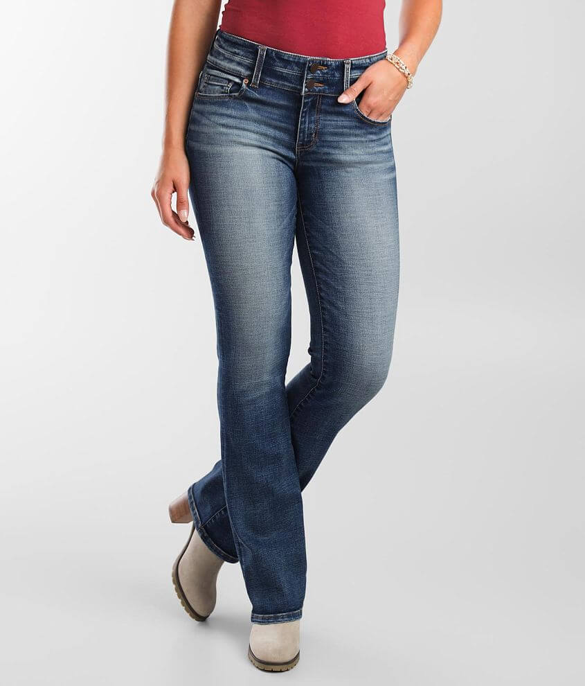 BKE Victoria Boot Stretch Jean front view