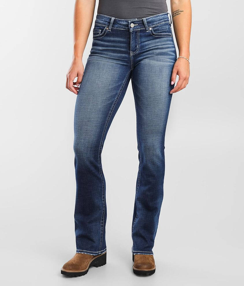 BKE Victoria Tailored Boot Stretch Jean front view
