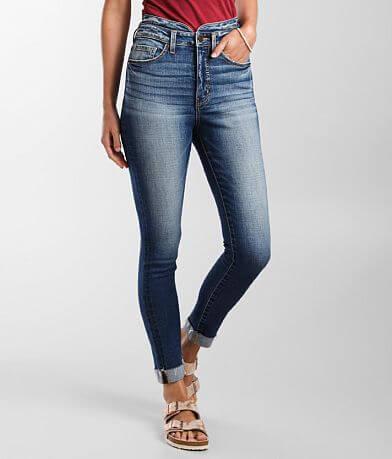 BKE Billie Ankle Skinny Stretch Cuffed Jean