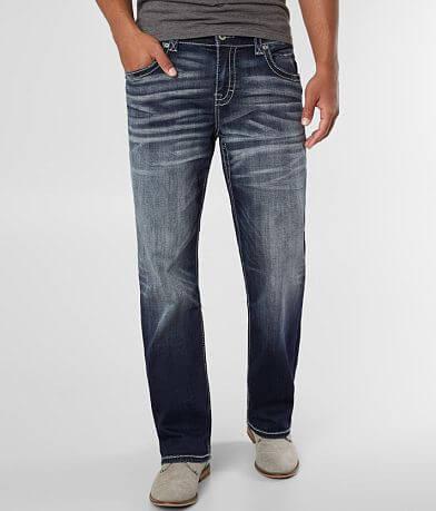 Buckle Black Eleven Straight Jean