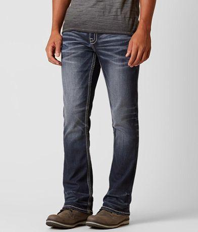 Buckle Black Three Boot Jean