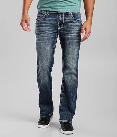 Buckle Black Nine Boot Stretch Jean