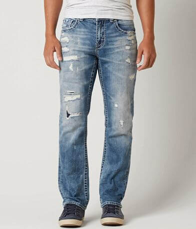 Buckle Black Nine Straight Jean